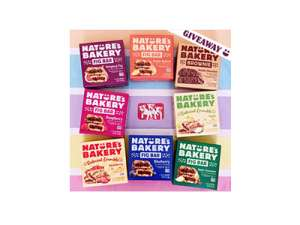 Nature's Bakery Giveaway