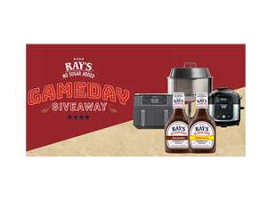Ray's Gameday Giveaway