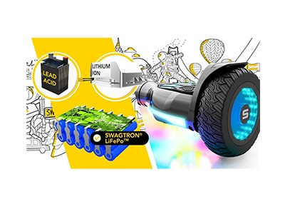 Swagtron Hoverboard Giveaway
