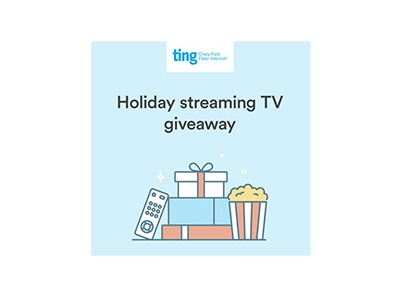 Ting Holiday Streaming TV Giveaway