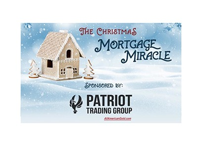The Christmas Mortgage Miracle Sweepstakes