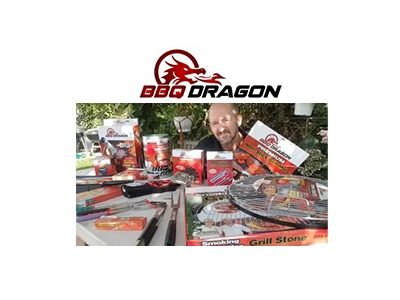 Win a BBQ Dragon Grilling Package