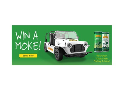 Win a Reed's Moke Vehicle