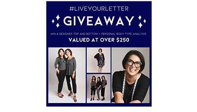 Allison Izu Designer Outfit Giveaway