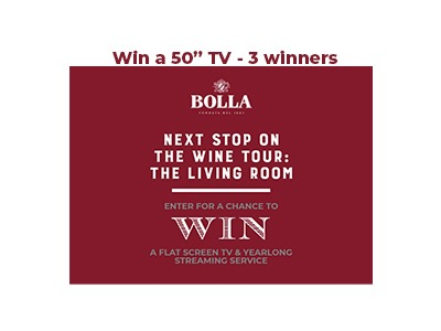 Bolla Winter Sweepstakes