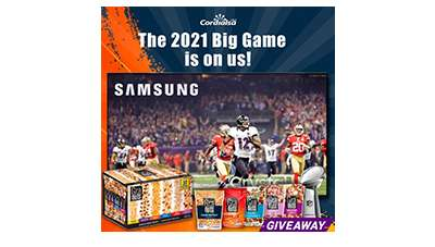 Cordialsa USA Superbowl Granuts Giveaway