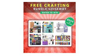 Ultimate Crafting Bundle Giveaway