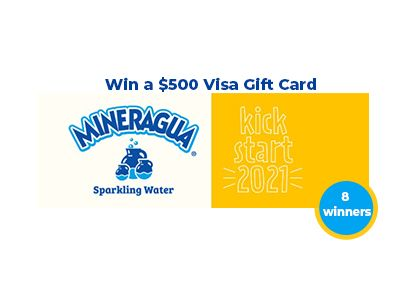 Mineragua New Year's Sweepstakes
