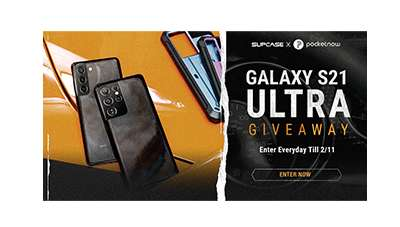 Win A Galaxy S21 or S21 Ultra