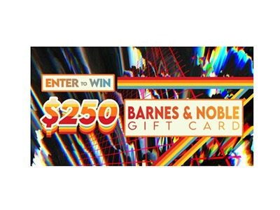 Book Riot Barnes and Noble Gift Card Giveaway