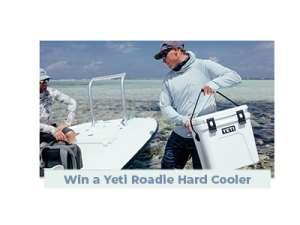 Win a YETI Roadie 24 Hard Cooler