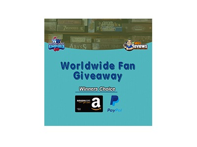 Worldwide Fan Giveaway