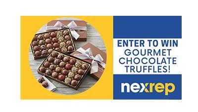 NexRep Gourmet Chocolate Giveaway