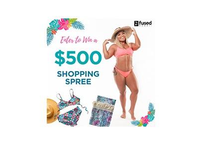 Fused Hawaii Swimwear Shopping Spree Sweepstakes