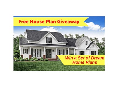 Win a Set of Dream Home Plans