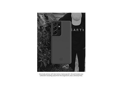 Win a Samsung S21 and Incipio Case Collection