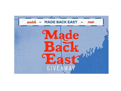 Made Back East Giveaway