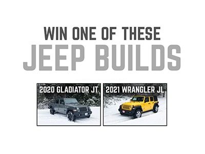 Northridge4x4 Jeep Giveaway 2021