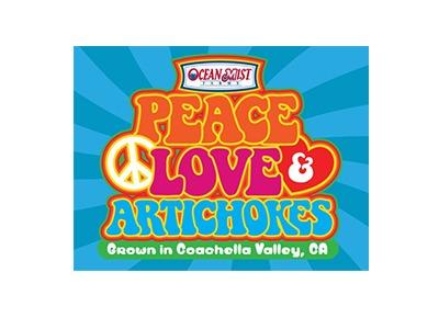 Ocean Mist Peace, Love & Artichokes Sweepstakes