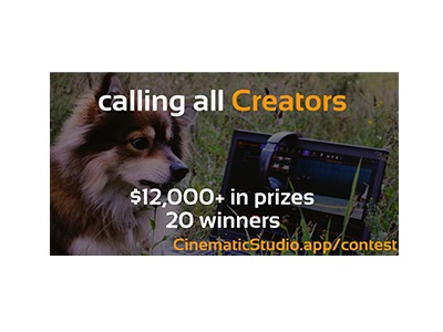 Pre-launch Video Editing Contest