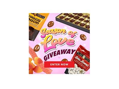 Snack Hawaii Season of Love Giveaway