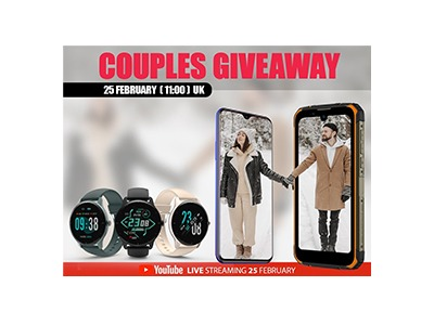 Doogee Mobile Couples Global Giveaway