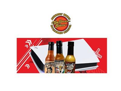 Torchbearer Sauces Instant Win Contest