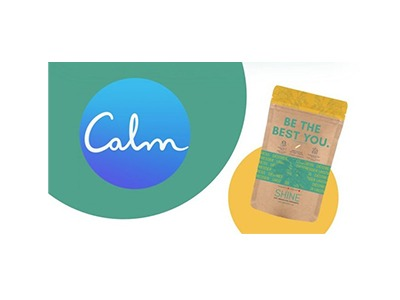 Win a CALM App Subscription and Wellness Supplements