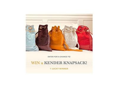 Win a Kender Knapsack