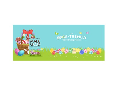MadeGood Eggs-Tremely Good Sweepstakes