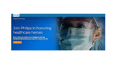 Philips World Health Day Contest