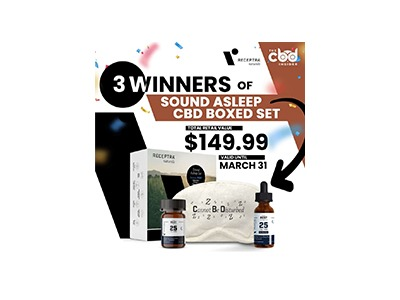 Receptra Sound Asleep Giveaway