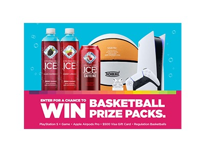 Sparkling Ice Slam Dunk Sweepstakes