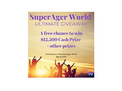 SuperAger World Ultimate Giveaway
