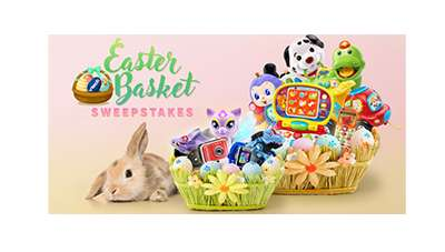 VTech Easter Basket Sweepstakes
