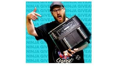 Win a Ninja Foodi Dual Zone Air Fryer