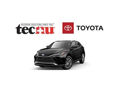 Tecnu Toyota Venza Sweepstakes