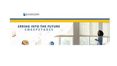 Spring into The Future Sweepstakes
