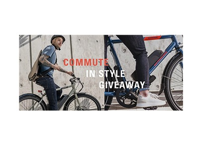 Commute in Style Giveaway