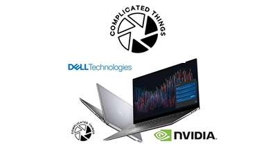 Complicated Things Dell Precision Laptop Giveaway