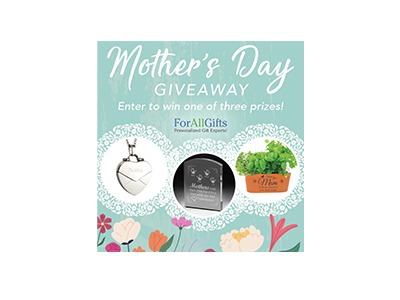 ForAllGifts Mother's Day Giveaway 2021