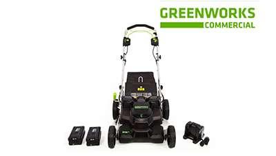 Greenworks Lawn Mower Giveaway