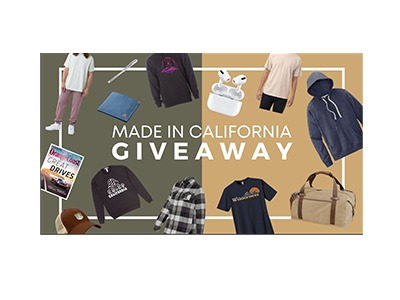 IndieGetup Made in California Giveaway