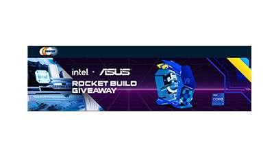 Newegg Rocket Build Giveaway
