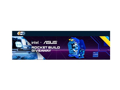 Newegg Rocket Build Giveaway