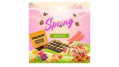 Snack Hawaii Spring Giveaway