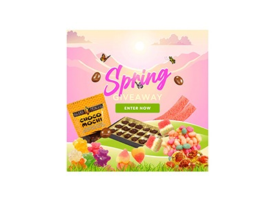 Snack Hawaii Spring Giveaway