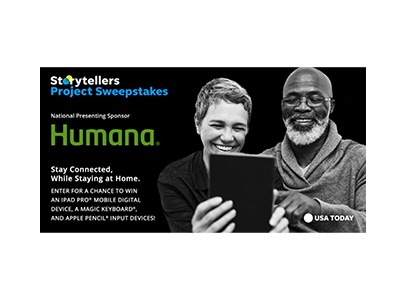 Humana Storytellers Project Sweepstakes
