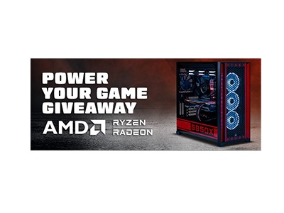 Newegg AMD Power Your Game Giveaway