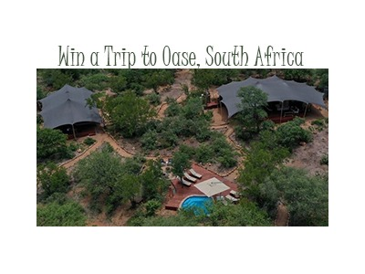 Win a Trip to South Africa